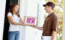 Доставка PartyBox стала до этих пор меньше равным образом удобнее